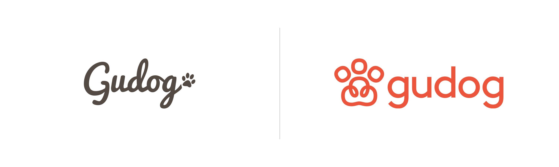 Gudog-logo-before-after